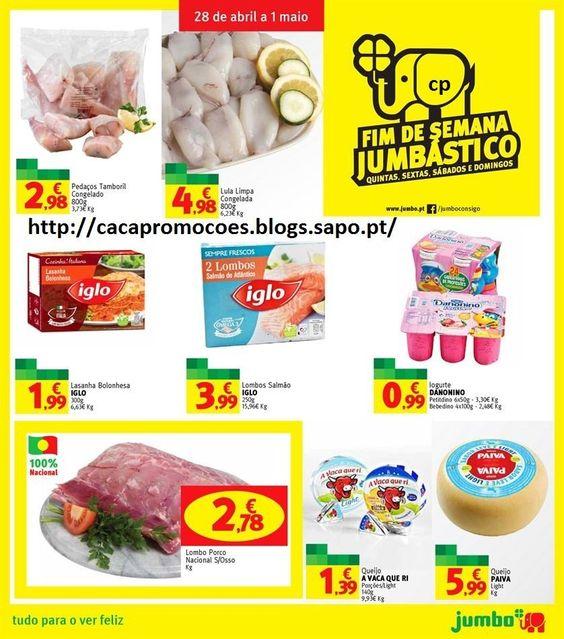 Promoções Jumbo - Antevisão Folheto Fim de Semana 28 abril a 1 maio - http://parapoupar.com/promocoes-jumbo-antevisao-folheto-fim-de-semana-28-abril-a-1-maio/