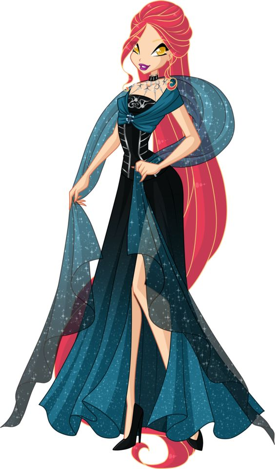 CE: Princess of the Underworld by Wynnee.deviantart.com on @DeviantArt: