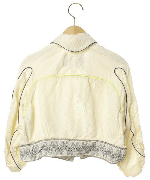 UNDERCOVER(アンダーカバー)「ショートシルクジャケット(その他アウター)」|詳細画像