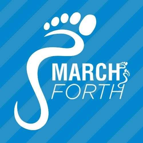 Today, on behalf of the @United Church of Christ, I #MarchForth for marriage equality, immigration reform, economic equality, voting rights, reproductive choice, inclusivity and accessibility, union rights, and racial justice.