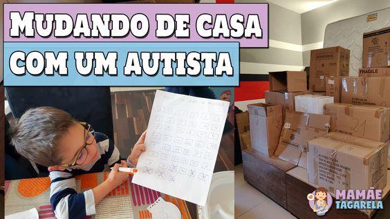 Mudar para outra casa com uma criança autista pode ser bem complicado, então venha ver as dicas de como fazer a mudança sem grandes estresses.