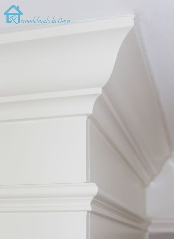 One of the best tutorials on cutting crown molding that I ve read   and. Cutting Crown Corners Anyone    Cabinet molding  Pictures and