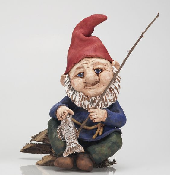 Image detail for -Fishing Gnome - Gnomes Photo (4263529) - Fanpop fanclubs!