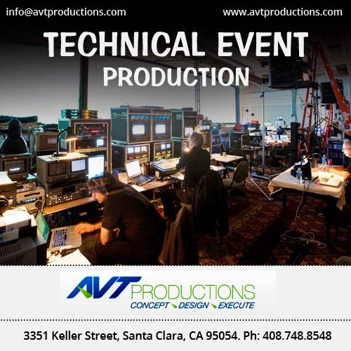 Avt Productions offer #Technical #Event #Production services for a wide range if live events: from award shows, conferences and Corporate Meetings. We have an in house creative team as well as complete audio visual & Staging departments, Professional sound technicians and lighting specialists provide you best service .