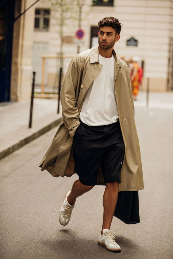 Men's Street Style Paris Fashion Week | British Vogue