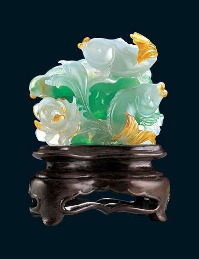JP: Chinese Jade Fish