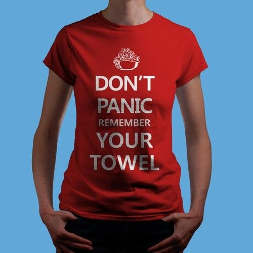 Hitchhiker's Guide fan must-have