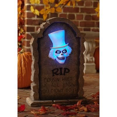 Hatbox Ghost Halloween Time Pinterest Decor