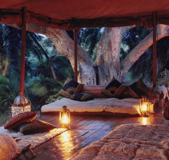 Paradise Tree House Designs Meditation Rooms Tree House