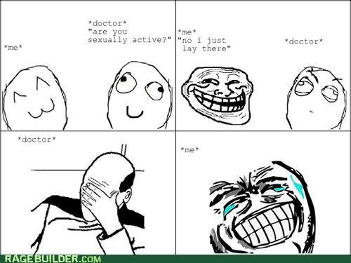 """I'm Passive atBest"""