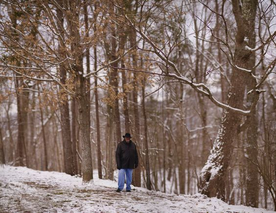 Winter in N GA Mountains 2016