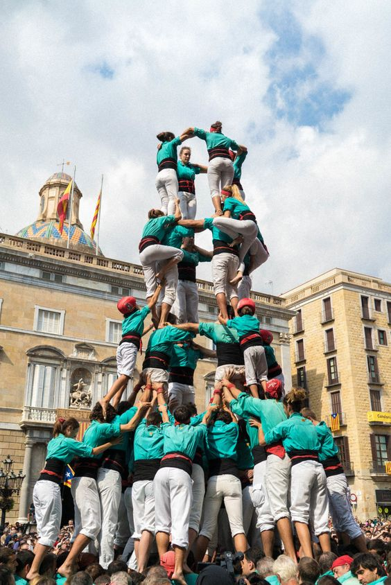 The Incredible La Mercè Festival In Barcelona - What To See, Do And Expect! (25)