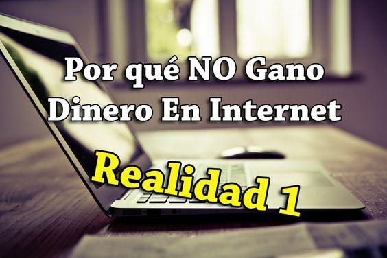☆ Por qué NO Gano Dinero En Internet ☆ Realidad 1  Empieza la serie de 5 Vídeos GRATIS Sobre;   *Las 5 Puras Realidades De Por Qué NO Estoy Ganando En Internet*  http://alejandraytoni.com/blog/realidad-1