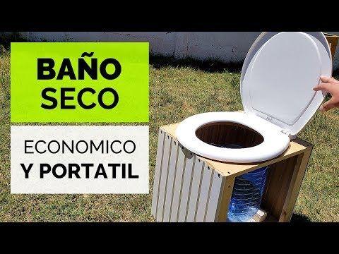 Bano Seco Economico Y Portatil Ideal Para Camper Paso A Paso
