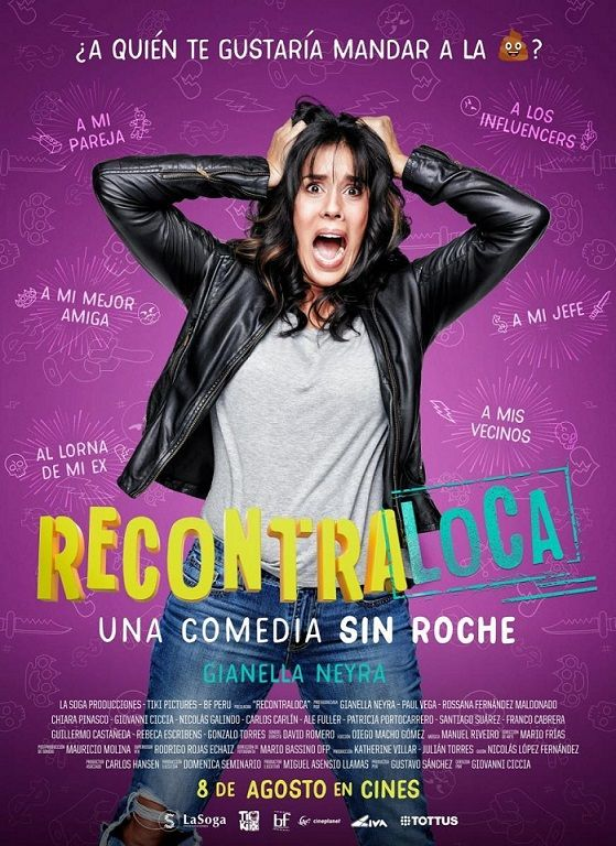 Recontra Loca 2019 Tt10658566 Per Full Films Film Streaming Tv