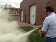 nFiring Up Fire Extinguishers