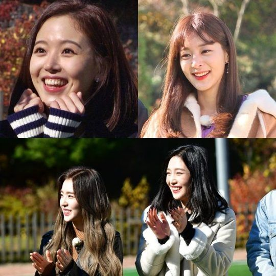 Kang Han Na And Red Velvet's Irene + Joy To Have Fun With