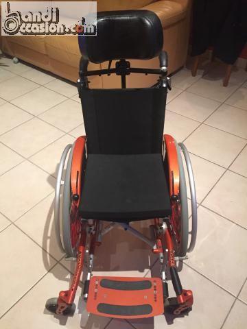 fauteuil roulant manuel actif pliant enfant annonces handi occasion pinterest. Black Bedroom Furniture Sets. Home Design Ideas