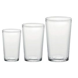 Duralex tumblers made in France
