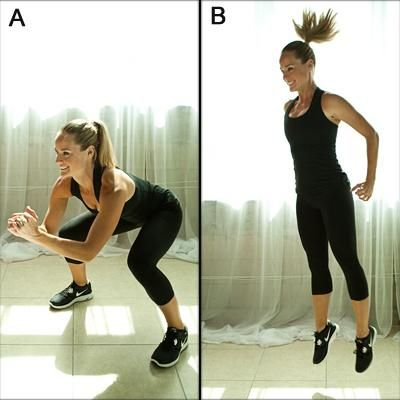 Ten Moves for Thinner Thighs#Repin By:Pinterest++ for iPad#