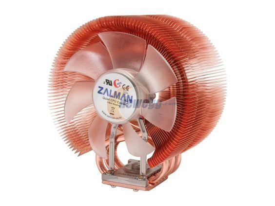 #newegg ZALMAN CNPS9700 LED 110mm 2 Ball CPU Cooler - $49.99 (save 24%) #zalmantechco #computerhardware #ltd