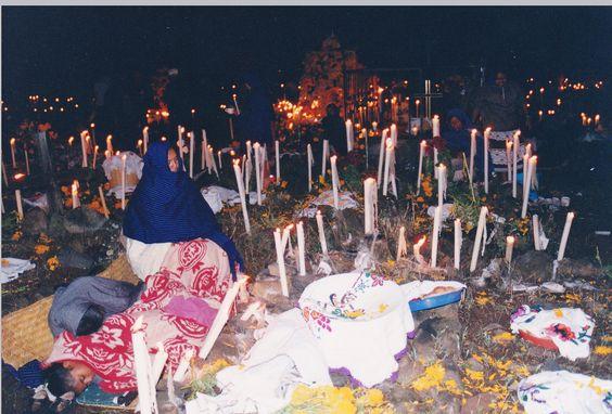 Noche de muertos en la isla de Pacanda