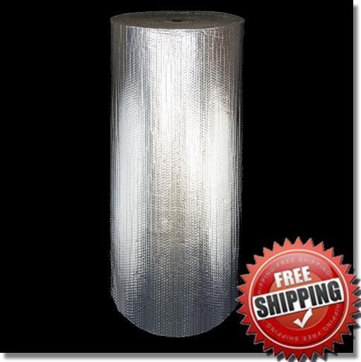 Radiant Barrier Ultima Foil 500 Sf Breathable 4 Feet X 125 Feet Radiant Barrier Insulation Radiant Barrier Foil Insulation