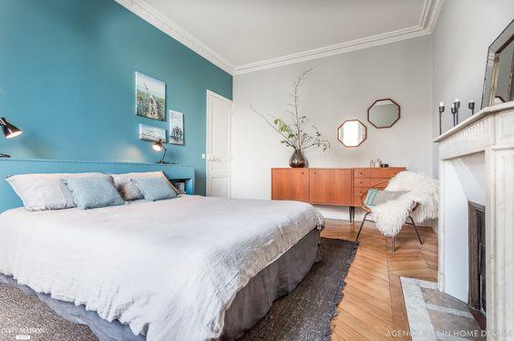 Rénovation complète et décoration d'un appartement de 200m2 à Paris 17ème, Nancy Geernaert - Côté Maison Projets