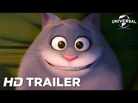 The Secret Life Of Pets 2 Chloe Trailer Youtube Vida Secreta Cinema E Animais De Estimacao