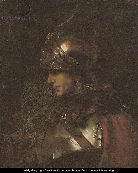 Alexander the Great - Rembrandt Van Rijn