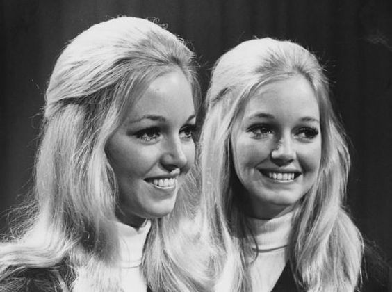 Patricia and Cybil Barnstable - Doublemint Gum Twins: