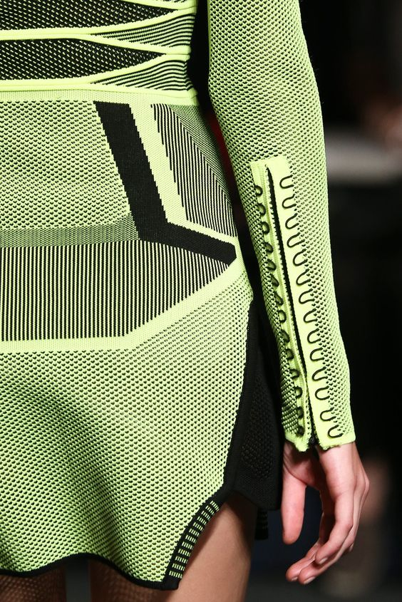 See detail photos for Alexander Wang Spring 2015 Ready-to-Wear collection.