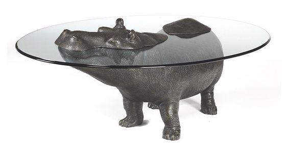 Hippopotamus Table.