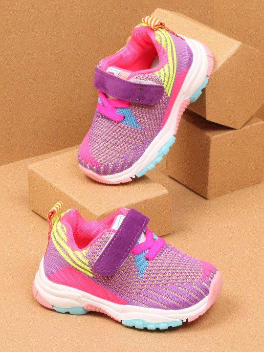 Walktrendy Girls Multicoloured Sneakers