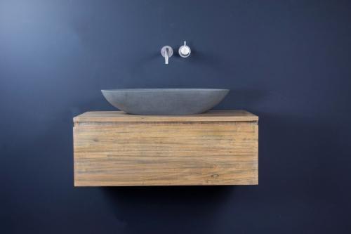 Waschtischunterschrank Hangend Lars 80 Cm Mit Einem Schubfach