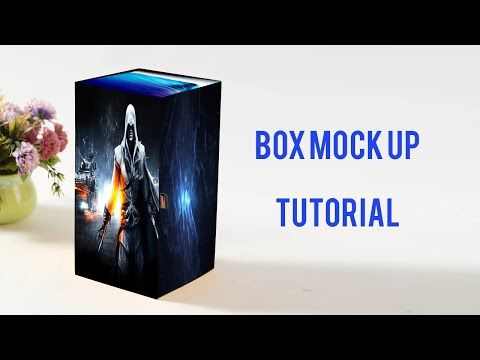 Download 3d Packing Mock Up Photoshop Free Download Box Bottle Mock Up Youtube Free Download Photoshop Download Box Mockup