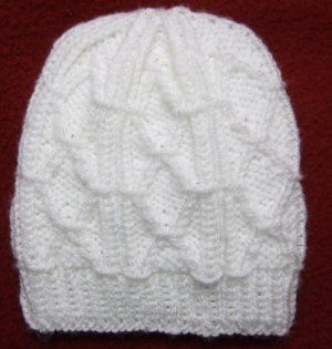 Trellis, Baby hats and Baby hat patterns on Pinterest