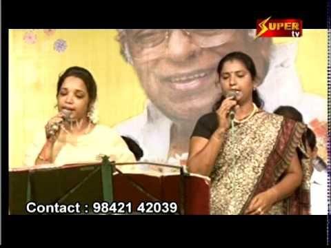 Thiruvudaiyan Song In Angingu Orchestra By Super Tv Thangachi Chinna Ponnu Youtube Orchestra Songs Super