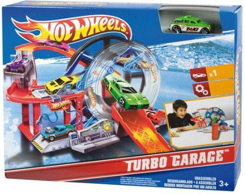 Hot Wheels Turbo-Autocenter