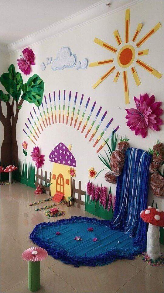 School Decoration Ideas For Spring Season School Decorations