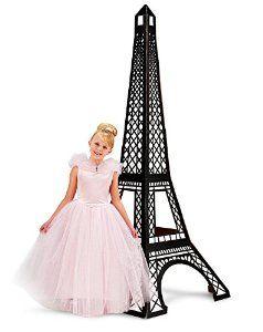 Amazon.com: Advanced Graphics - Paris Damask Eiffel Tower Standup: Toys & Games