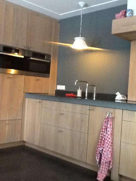 Eiken Keuken White Wash : Eiken white Wash keuken Stoer en landelijk My home