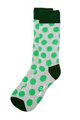 HauteLook   Happy Socks: Big Dot Sock