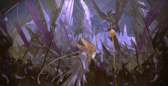 Pixiv Fantasia - Ruins of unbelievers
