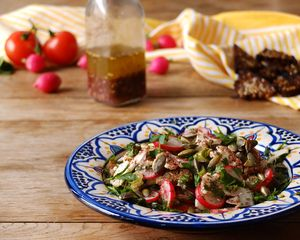 Fattoush recipes, Good food and Recipe on Pinterest