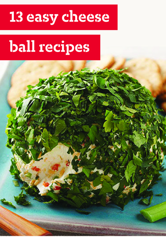 Cheese ball recipes, Cheese ball and Easy cheese on Pinterest