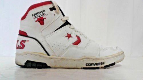 Converse Chicago Bulls in 2019 | Sneakers nike, Sneakers