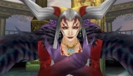 Final Fantasy VIIIs Ultimecia is Every Bit as Epic as Her Name Suggests