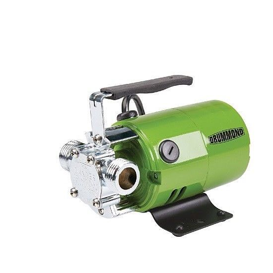 1 10 Hp Transfer Pump Compact Lightweight Self Priming Garden Hose Thread New Drummond Shallow Well Jet Pump Pumps Garden Hose