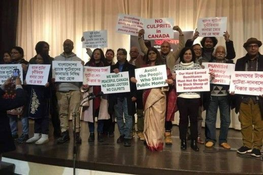 No Place For Money Launderers In Canada Bangladeshi Expats In